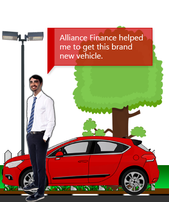 leasing aliance finance
